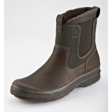 clarks 174 ruckus melee leather winter boot for sears