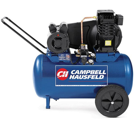 iron horse air compressor manual