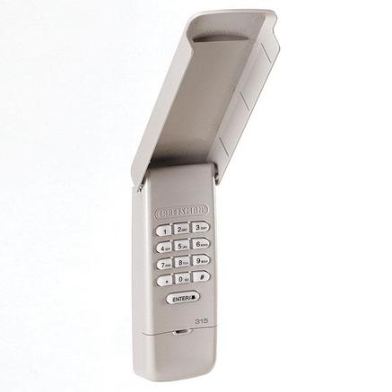Craftsman 174 Md 3 Function Universal Wireless Keypad Sears