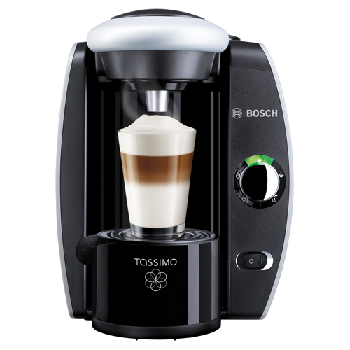 Bosch Coffee Maker Cartridges : Bosch Tassimo Single Serve Coffee Maker (TAS4515UC8) - Black - Future Shop - Ottawa