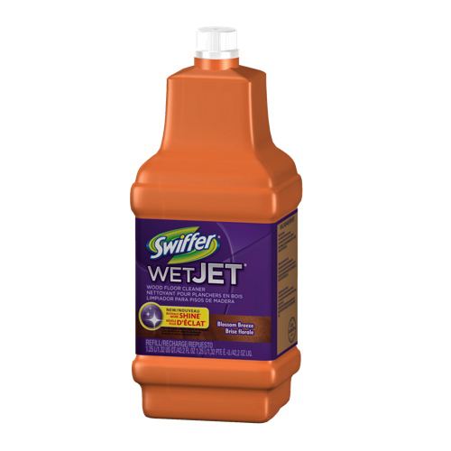 Swiffer Wetjet Wood Floor Cleaner 37000236825