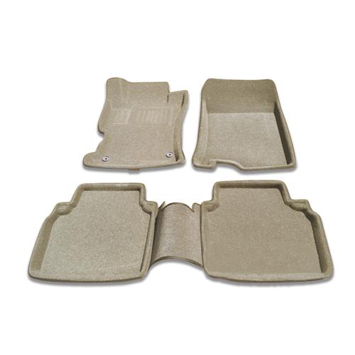 findway 3d floor mats for 2008 2012 4 door honda accord 26020bg beige future shop ottawa. Black Bedroom Furniture Sets. Home Design Ideas