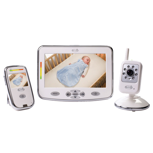 summer infant 7 and 2 3 video baby monitor set 28513 best buy ottawa. Black Bedroom Furniture Sets. Home Design Ideas