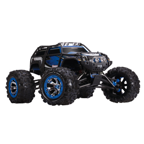 Traxxas Summit 4x4 1/10 Scale RC Extreme Terrain Monster ...