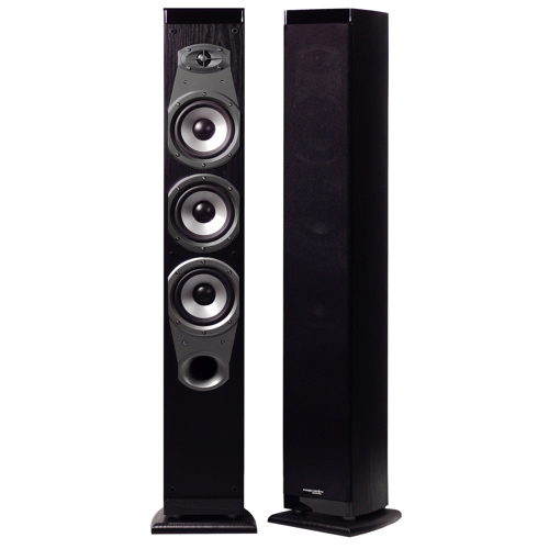 how to connect a speaker to a tower