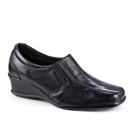 Love Comfort /MD Women's Slip-On Leather Shoe