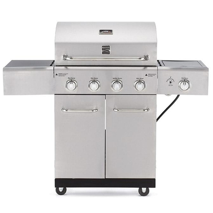 Kenmore 174 Md Family Size Natural Gas Grill Sears Canada