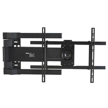 Wall Wizard Manual Articulating TV Mount for 40 to 60 in
