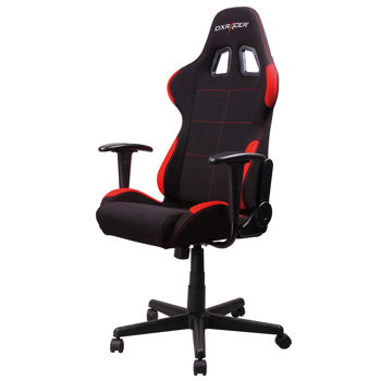 Formula Style Black & Red Fabric Office Chair - Costco - Ottawa