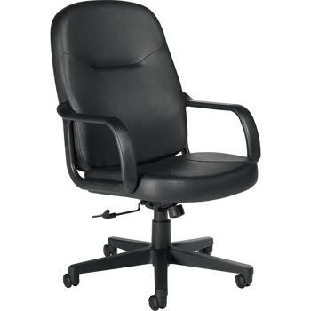 Jazper High back Leather fice Chair Costco Ottawa