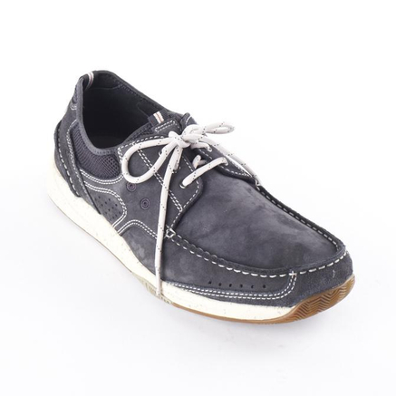clarks 174 s saranac lace up leather shoe sears