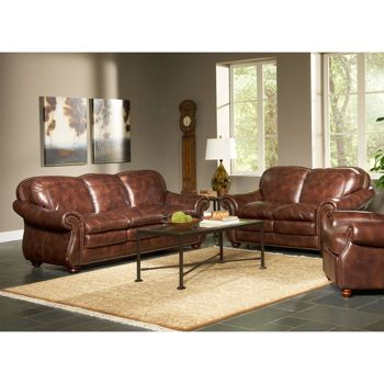 Lancaster Leather Sofa And Loveseat Costco Ottawa