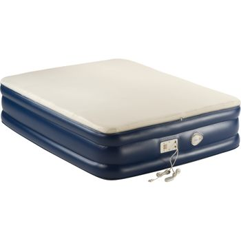 Coleman AeroBed Premier Air Bed with Memory Foam