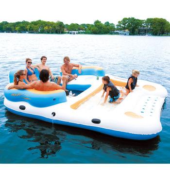 aqua float cruise island inflatable costco ottawa