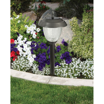 solar garden path lights 8 pack costco ottawa. Black Bedroom Furniture Sets. Home Design Ideas