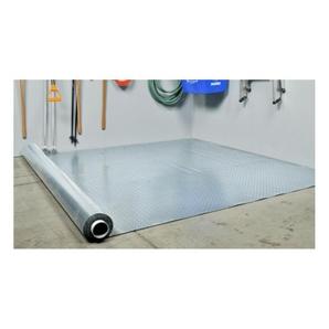 New Age Products 7 5 X 17 Grey Versaroll Pvc Mat Home