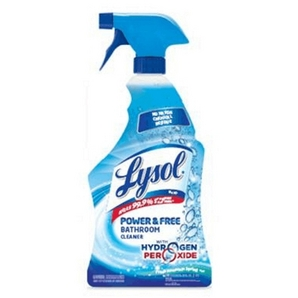 Lysol 650ml Cool Spring Breeze Scent Bathroom Cleaner