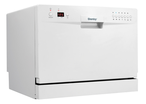 Countertop Dishwasher Two Spray Arms : Danby ? Countertop Dishwasher - Walmart - Ottawa