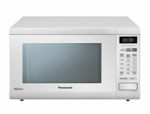 Panasonic Nnst652w Mid Size Inverter 174 Microwave Oven