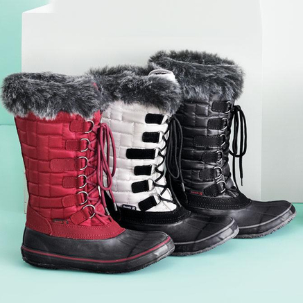 kamik 174 scarlet 2 winter boots for sears canada