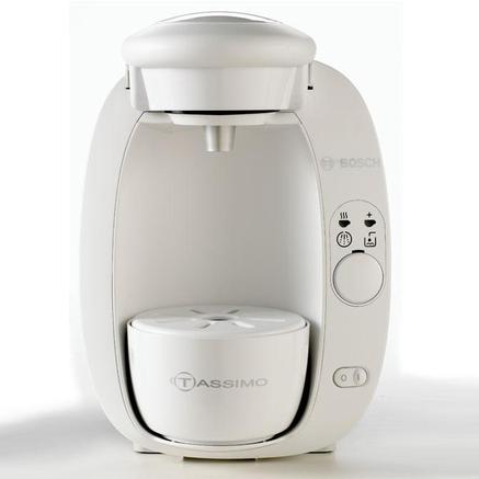 Bosch Coffee Maker White : Bosch Tassimo T20 Single Serve Brewer - White - Sears Canada - Ottawa
