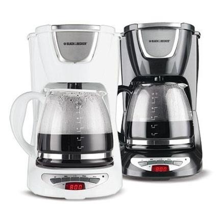 Black & Decker 12-Cup Coffee Maker - Sears Canada - Ottawa