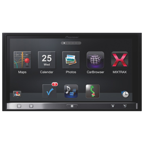Double-DIN Receivers : Receivers Connected Car Tools - Best