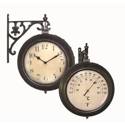 ergo rivoli ct clock and thermometer home depot canada