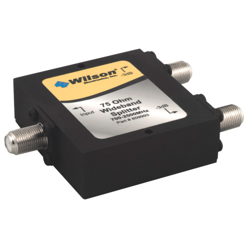 Best Cable Splitters : Wilson electronics two way cable splitter best