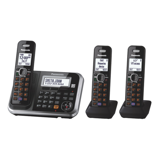 best 3 handset cordless phones