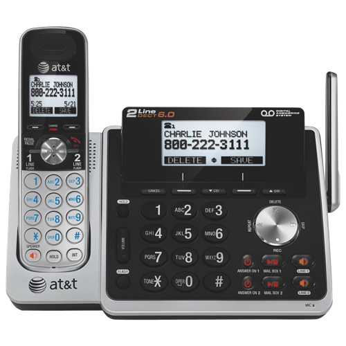 best cordless phones with answering machine 2015