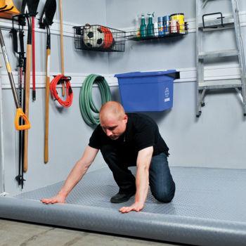 Versaroll pro 9 ft x 20 ft pvc garage flooring costco - Revetement pour garage ...
