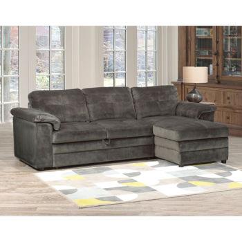 Russ Sofa Bed with Chaise Costco Ottawa